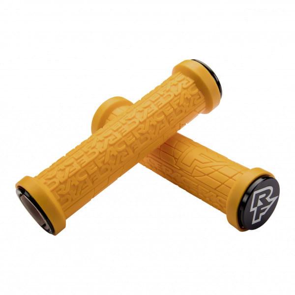 Grippler Limited Edition Lock-On Griffe 30mm - Gelb
