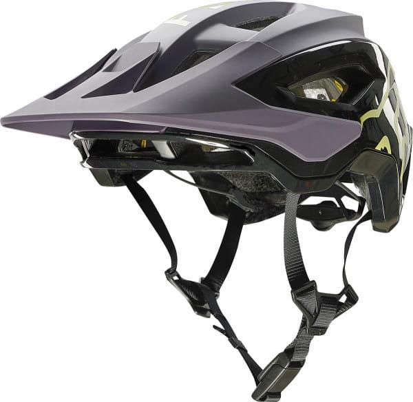 Speedframe Pro Helm - Lila/Schwarz
