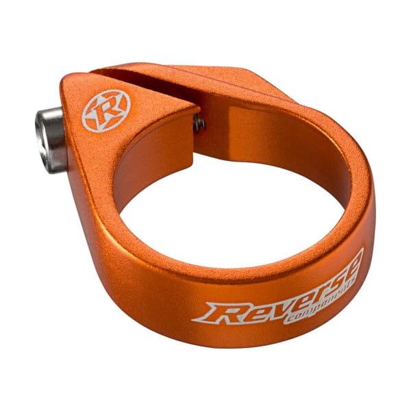 Bolt Sattelklemme - 34,9mm - orange