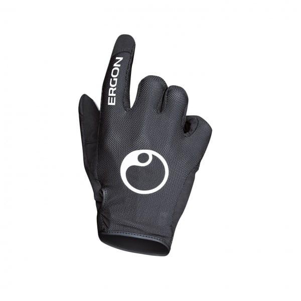 Ergon HM2 Mountainbike MTB Fahrrad-Langfingerhandschuh schwarz XS-XXL