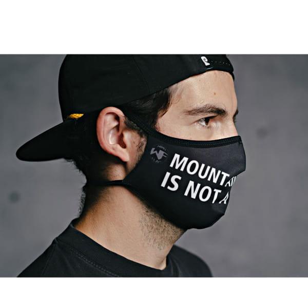 Gesichtsmaske - MTBNC Black