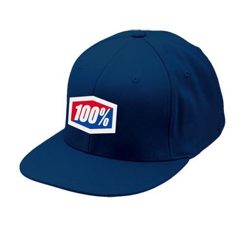Icon Flexfit Cap - blau