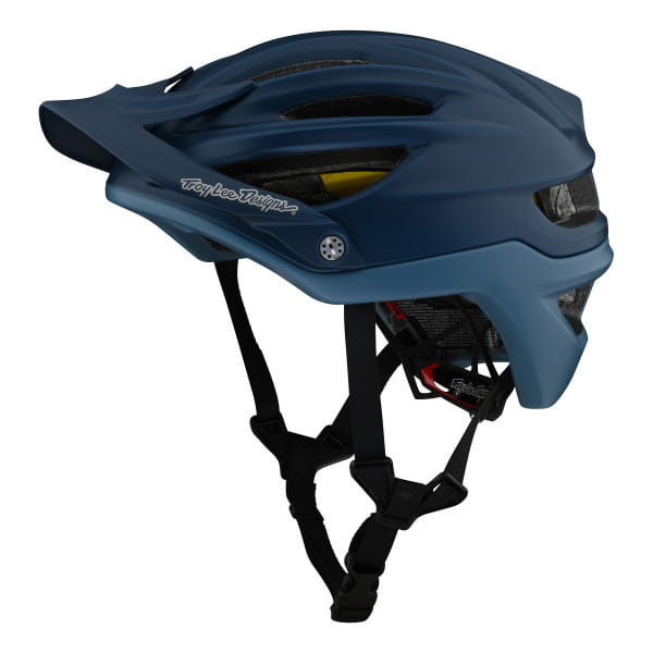 A2 MIPS - Helm - Decoy Smokey - Blau/Blau