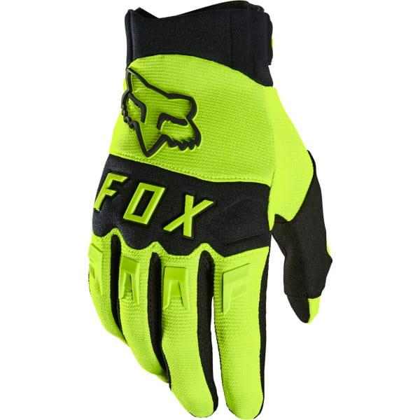 Dirtpaw - Handschuhe - Neongelb