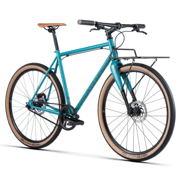 OUTLAW complete wheel - turquoise - 2020