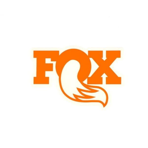 Original Logo Promo Decal - 15,5 cm - Orange