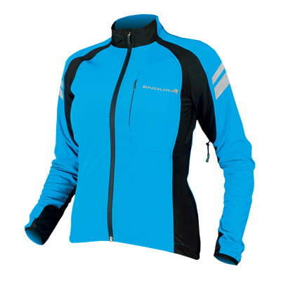Wms Windchill Jacke II - Ultramarineblau
