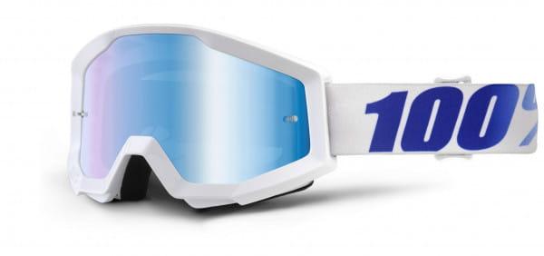 Strata MX Goggle - Equinox Mirror Lens