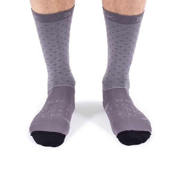 KONG Socken - Schwarz/Grau