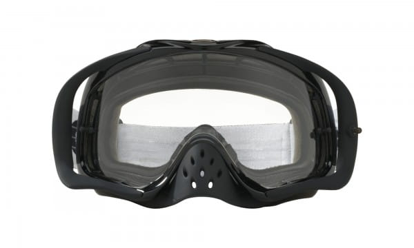 Crowbar MX Goggle - Jet Black Speed