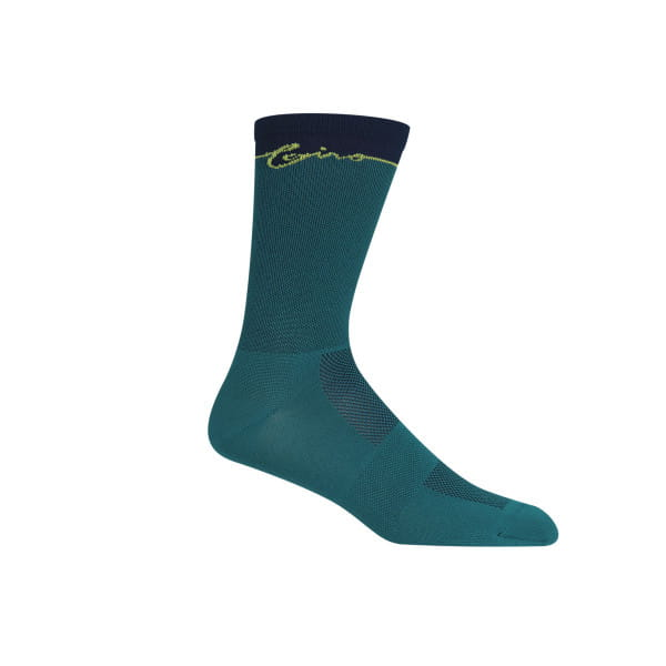 Comp Highrise Socken - True Spruce flow