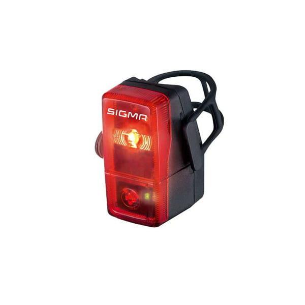 Batterie-Rücklicht Cubic