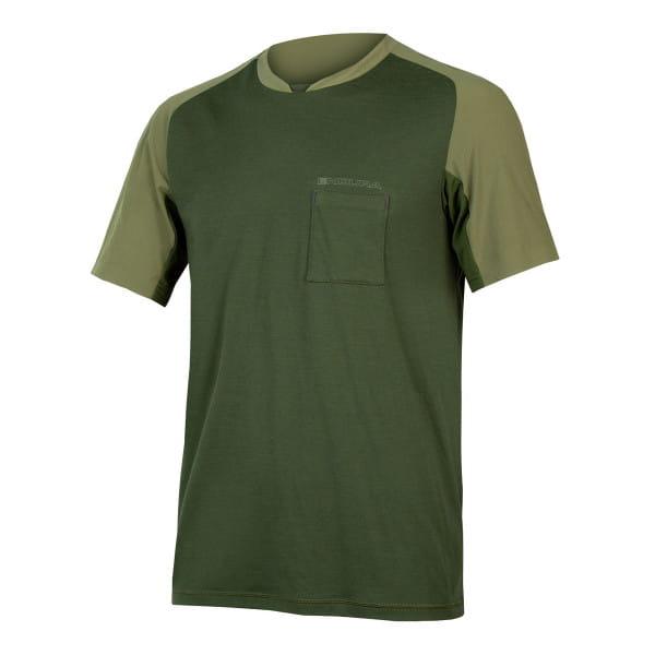 GV500 Foyle T-Shirt - Grün