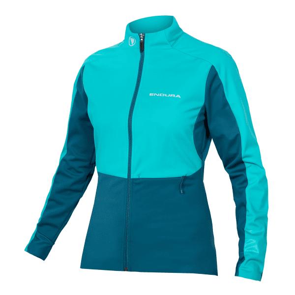 Windchill Jacket II - Women - Pacific Blue