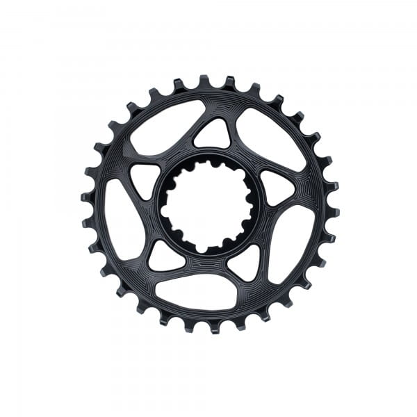 SRAM GXP Direct Mount Kettenblatt - 4.5 mm Offset - schwarz