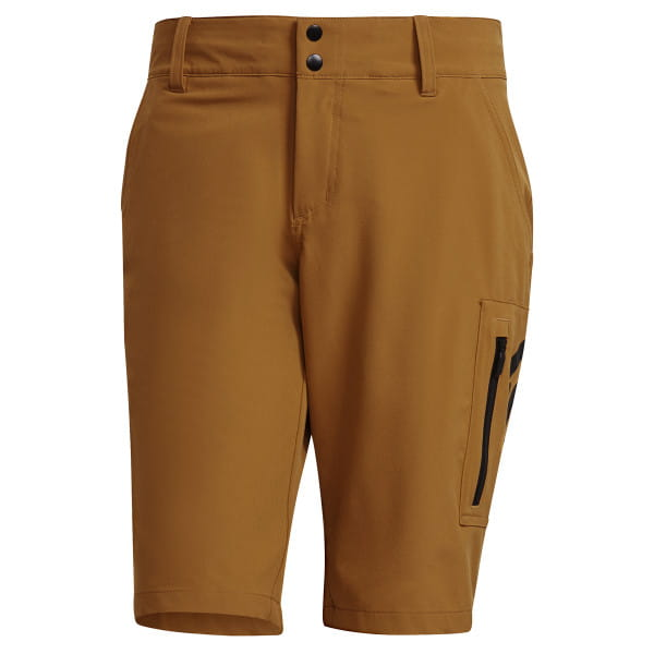 Bike Brand Of The Brave Shorts - Orange