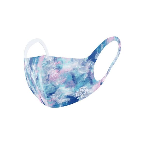 Gesichtsmaske - Aqua