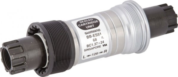 BB-ES51 OCTALINK Innenlager 68 mm BSA 126 mm