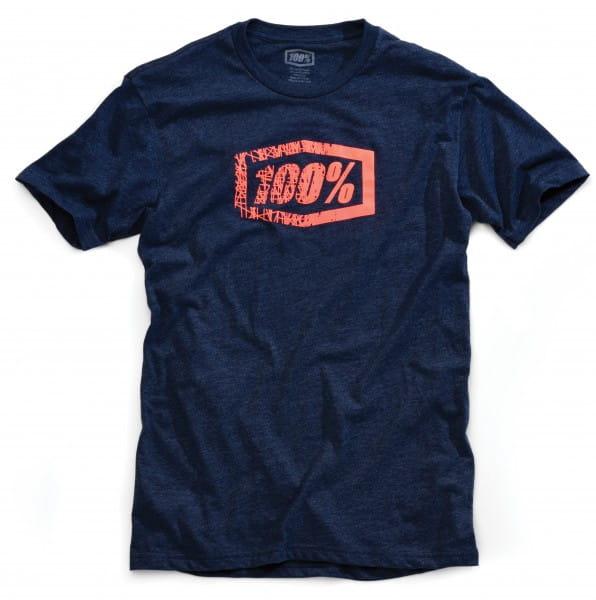 Scratch T-Shirt - navy