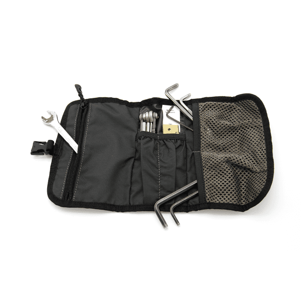 Werkzeugtasche Bike Tool Organizer Roll - Schwarz