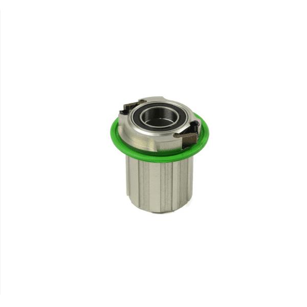 HG Aluminium Freilaufkörper 11 Fach - Silber