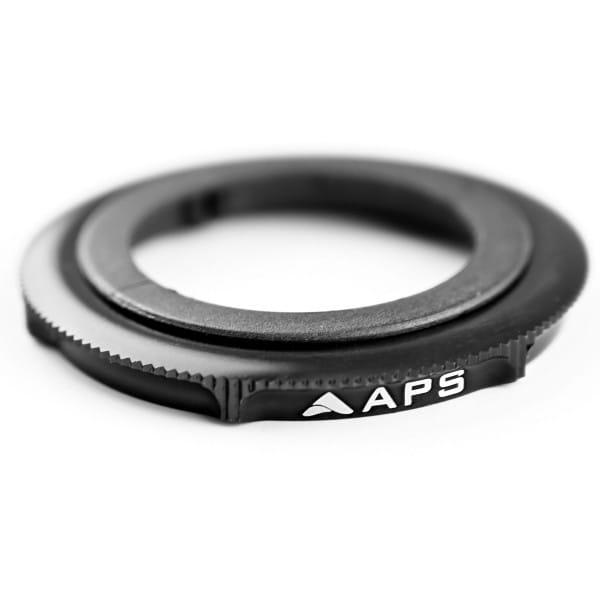 LG1 / TRS APS Einstellring - Schwarz