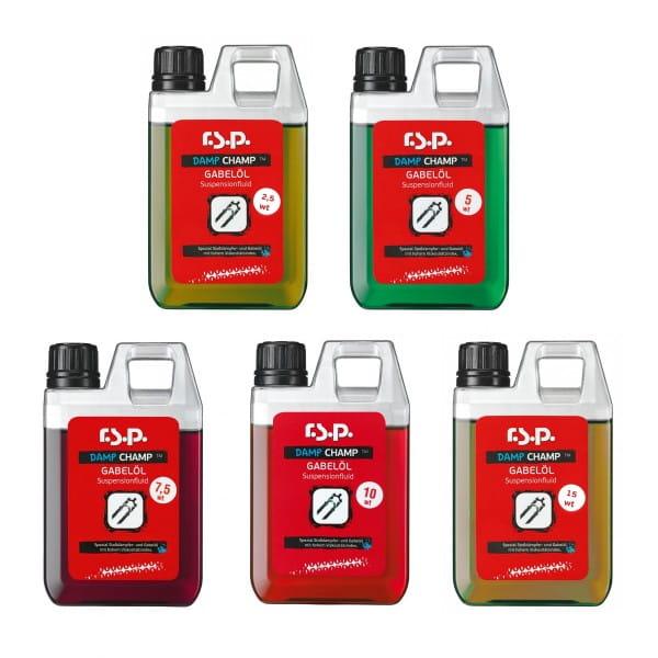 Damp Champ Gabelöl - 250 ml