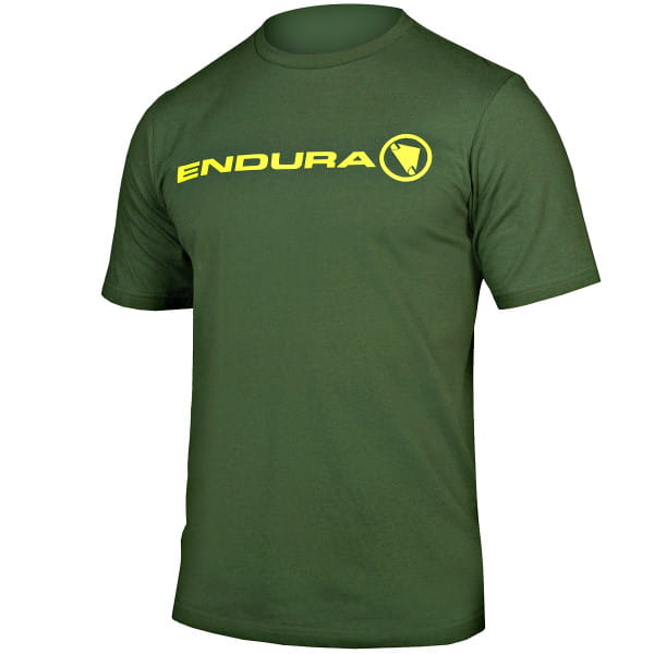 One Clan Carbon T-Shirt - Forest Green