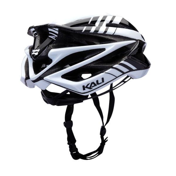 Loka Tracer Rennradhelm - Schwarz/Weiß