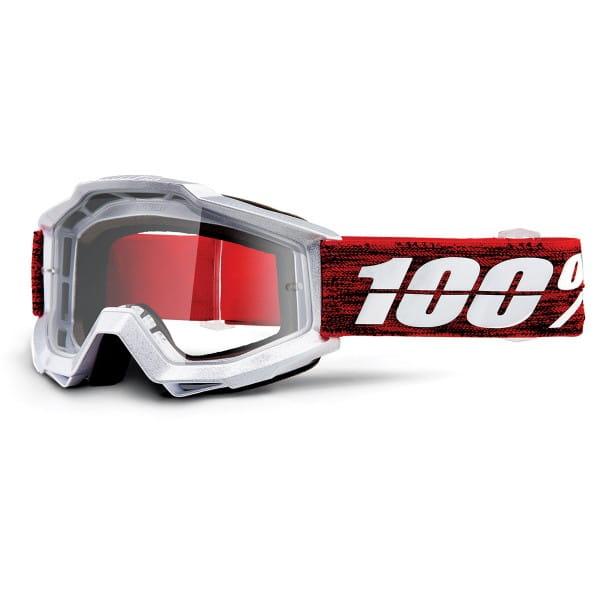 Accuri Goggle Anti Fog Clear Lens - Graham