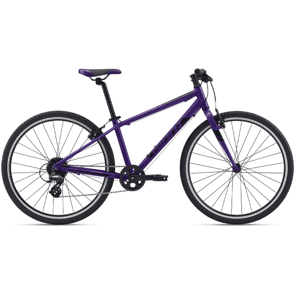 ARX 24 inch children's bike - purple