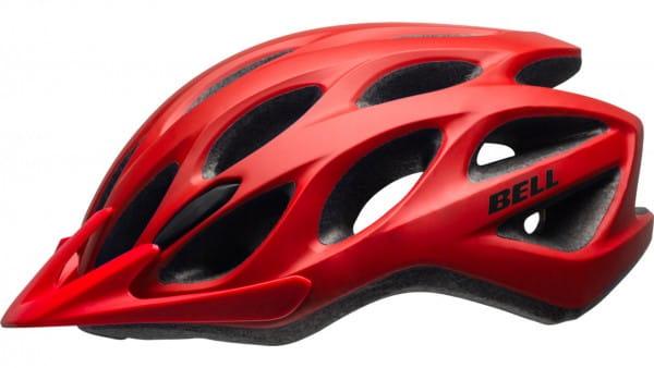 Tracker Fahrradhelm - Rot