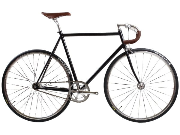City Classic Singlespeed/Fixed Bike - black