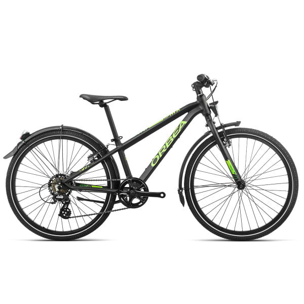 MX 24 Park - Black / Green - 2020