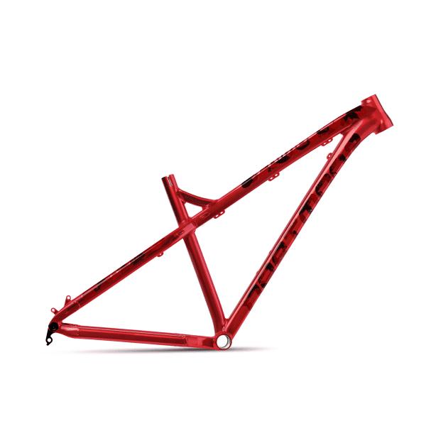 Primal 29 Zoll Rahmen - Rot