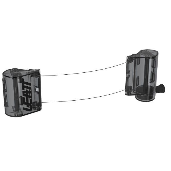 Velocity Roll-Off Canister Kit 48 mm - Klar