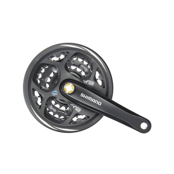 Kurbelgarnitur ALTUS MTB FC-M311 Vierkant 7/8-fach 170mm