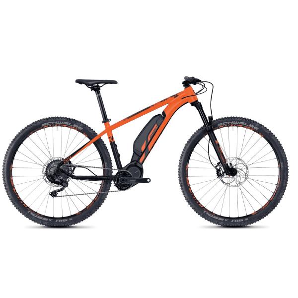 HYB Kato FS S3.9 AL U - Orange/Schwarz