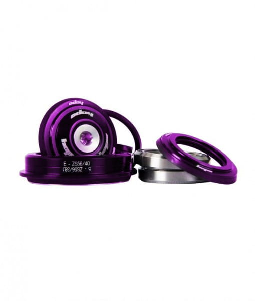 Pick n Mix Steuersatzschale einzeln - oben - purple