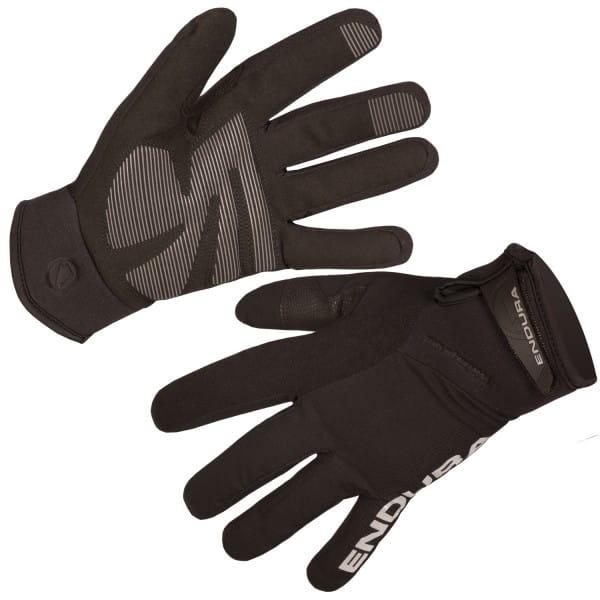 Strike II Handschuh - schwarz