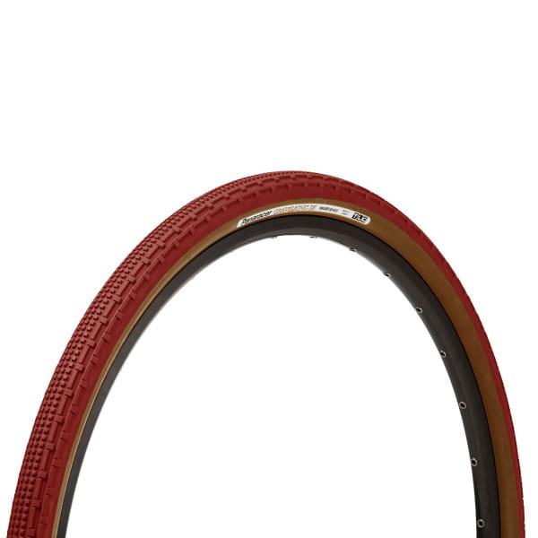 Gravelking SK Faltreifen - 48 - 584 (27,5 x 1,90) - Rot/Braun
