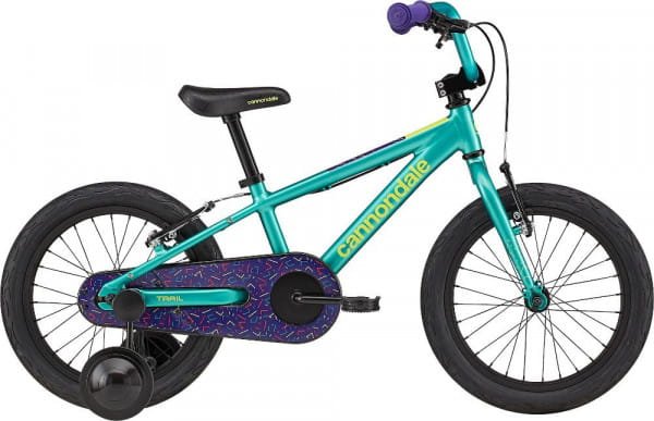 16 Zoll Kids Trail FW Turquoise one size