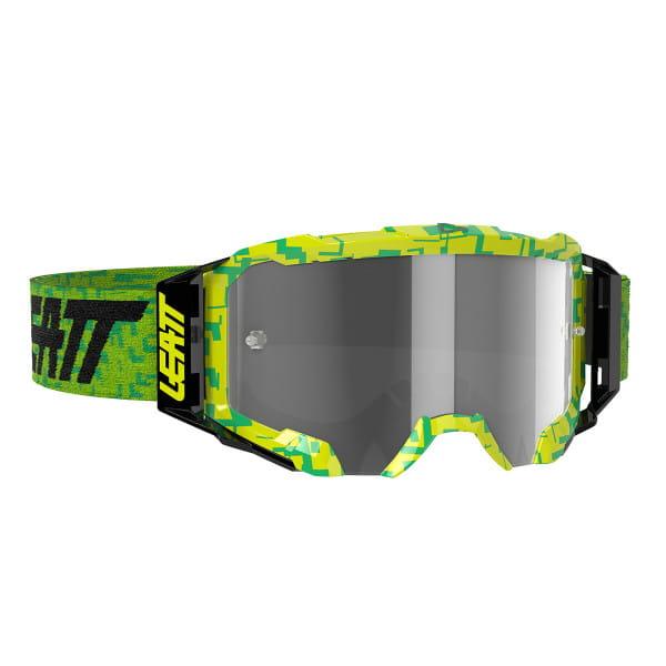 Velocity 5.5 Goggle Anti Fog Lens - Grün