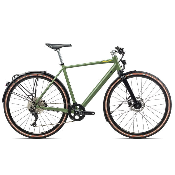 Carpe 10 - Urban Green (Gloss)/Black (Matte)