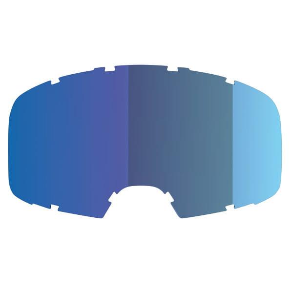 Trigger Ersatz Mirrorlens Einzeln - Cobalt Blue