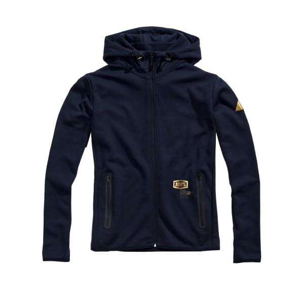 Viceroy Full-Zip Hoodie Pullover - Marineblau