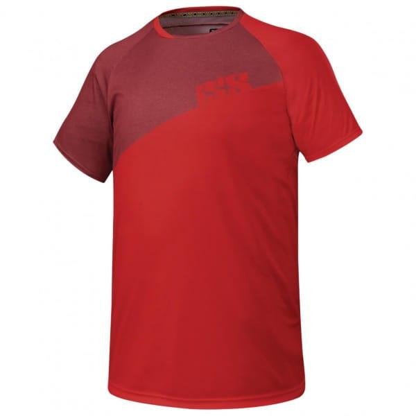 Progressive 6.1 Trail Jersey Trikot - fluor red