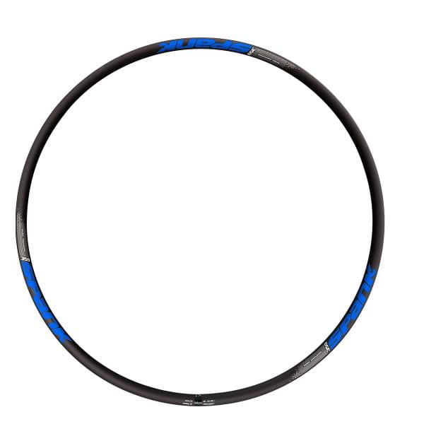 359 Felge 27,5'' - Schwarz/Blau