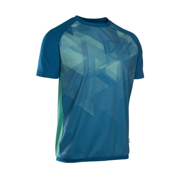 Tee SS Traze Amp T-Shirt - Ocean Blau