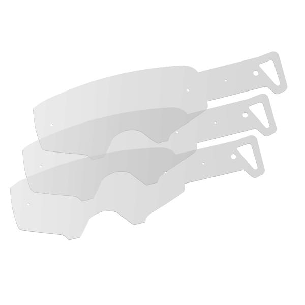 Velocity Tear-Off Standard 20-Pack - Klar